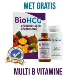 Bio HCG Spray 50 ml plus Multi-B 60 tabletten
